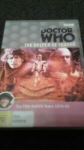 Doctor Who The Keeper Of Traken - Tom Baker