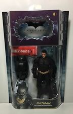 THE DARK KNIGHT BATMAN CHASE FIGURE WITH CRIME SCENE EVIDENCE NIP*