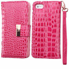 Patterned Cases & Covers with Strap for Apple Phones