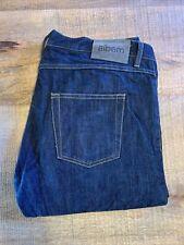 Albam Jeans 13oz Selvedge Denim Size 35 Slim Leg w34 L29.5