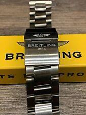 Breitling Steel 22-20mm Superocean Professional III 3 Watch Band Bracelet 162A