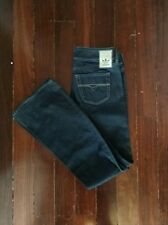 Adidas X Diesel Adi-Louvely Womens Size 31/3 Denim Jeans FREE SHIPPING
