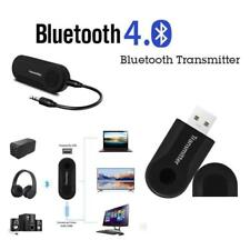 Portable Wireless BT Transmitter Stereo Audio Music Adapter For Phone PC Y1X2