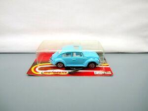 Majorette No.203 Volkswagen Beetle 1302 - Blue  - Boxed