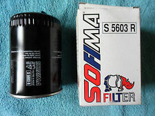 OIL FILTER, Sofima, Audi/VW/Seat/Volvo/Ford, part no. S 5603 R