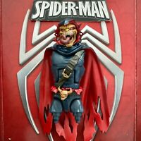 Demogoblin BAF Head Torso Chest Cape lot - Spider-Man Marvel Legends SHIPS FAST!