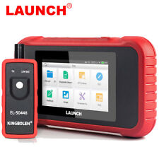 LAUNCH OBD2 Scanner ABS SRS Engine Transmission Code Reader Auto Diagnostic Tool