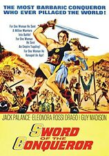 Sword Of The Conqueror (2014, DVD New)