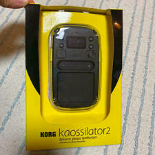 KORG kaossilator 2S Loop Recorder Touchpad Latest update [Operation confirmed]