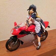 KOTOBUKIYA Mahoro-San & Sports Bike Mahoromatic MV AGUSTA Figure Japan F/S