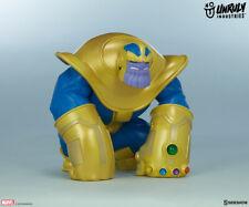 Unruly Industries & Sideshow - Thanos The Mad Titan by Joe DellaGatta Vinyl Toy