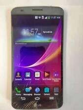 LG G Flex D950 -32GB -Titan Silver (AT&T) GSM Smartphone W/Defect