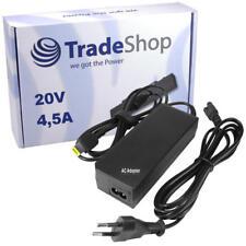Netzteil Ladegerät Ladekabel 20V/4,5A für Lenovo Essential G50-30 G700 G50-45