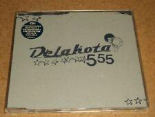 Delakota:  555   UK  CD Single