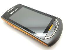 Samsung Monte S5620 - Black Orange (Unlocked Including Three) Mobile Phone