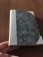 Antique 1921 W Dilthey Das Erlebnis Und Die Dichtung Book