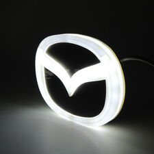 Illuminated LED Car Tail Logo Badge Emblem 4D Lights Lamps Fits Mazda6 Mazda-6