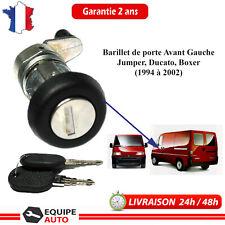 1 BARILLET DE PORTE GAUCHE BOXER JUMPER DUCATO DE 94 A 02 NEUF GARANTIE