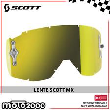 sistema roll-off per maschera hustle mx motor 248783222/_M SCOTT protezione occhi