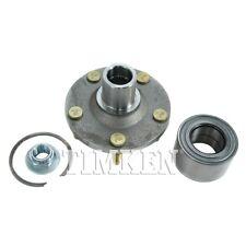 Wheel Bearing and Hub Assembly-4WD Front Timken HA590286K