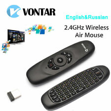 English-Russian Fly Air Mouse Wireless Keyboard Remote For KODI TV BOX PC PS4 Pi