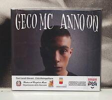 GECO MC - ANNO 00 CD NUOVO SIGILLATO NEW SEALED