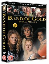 Band Of Gold Complete Series Season 1 2 3 Region 2 New DVD (6 Discs)