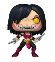 MILEENA Mortal Kombat Funko Pop Vinyl New in Box