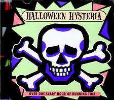 HALLOWEEN HYSTERIA: VINTAGE K-TEL SCARY STORIES, SPOOKY MUSIC & SOUND EFFECTS CD