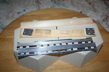 CHESTER STREAMLINER CORRUGATED METAL 85ft STANDARD CHAIR CAR KIT HO SCALE TRAIN