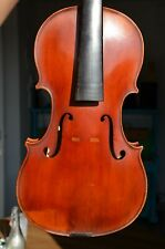 Old French Violin '' J. & P. DITER '' Marseille 1902 label excellent condition