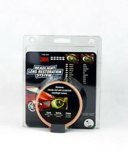 3M CAR Headlight Headlamp Restoration Kit Polishing System for Plastic Lens