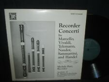 "Various Artists ""Baroque Recorder Concerti""  Double LP"