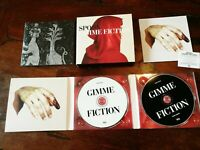 Spoon - Gimme Fiction Deluxe Digipack 2x Cd Perfetto