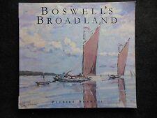 Boswell's Broadland - Patrick Boswell - 2012-1st, Norfolk Art/Artist Illustrated