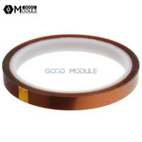 """1.299/"""" x 33M 33mm x 100ft Kapton Tape High Temperature For BGA Polyimide film"""