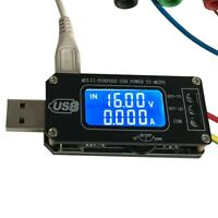 USB Step UP/Down Power Supply Module Adjustable Converter 5V to 3.3V 9V 12V 24V