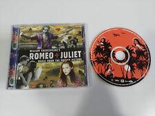 ROMEO Y JULIETA SOUNDTRACK CD 1996 HOLLAND EDITION EMI LEONARDO DICAPRIO