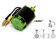 Savox BSM3750 1200KV Pro Spec 500 Class Heli Brushless Outrunner Motor