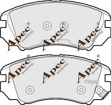 PAD2193 Genuine OE Quality Apec Front Directional Disc Brake Pads Set