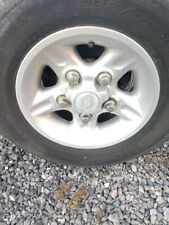 1997 LAND ROVER DISCOVERY OEM ALUMINUM WHEEL RIM FLUTED SPOKES 1998