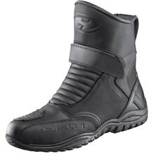 démarrage Held adamos Chaussure de moto taille 41 en cuir noir Etanche Membrane