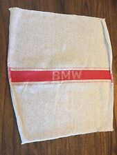 NEW BMW TOOL KIT HAND TOWEL-KNEELING CLOTH. COMPLETE YOUR TOOL KIT