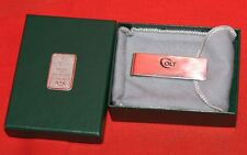 COLT FIREARMS Solid Sterling Silver Money Clip