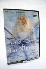 Película en DVD La Reina de las Nieves (Hans Christian Andersen)
