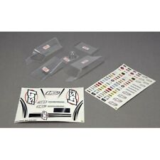 Losi LOSB1309 Clear Body Set with Stickers: 1/18 Mini Desert Buggy