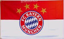 Bayern Munich Flag Banner 3ft x 5ft Germany Soccer München