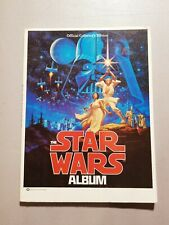 The Star Wars Album Ballantine Official Collector's Edition 1977