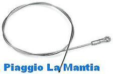8781 rif.piaggio 094094 FILO CAVO CAVETTO LACCIO FRENO POSTERIORE VESPA 50 N L R