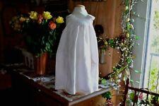 robe tartine et chocolat 3 ans rose tendre  100% lin brelogue noeud P OFFERT